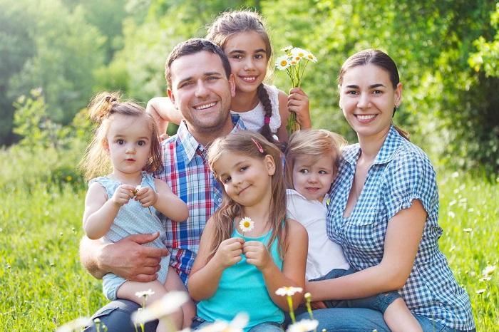 Какие льготы положены многодетным семьям в чувашии