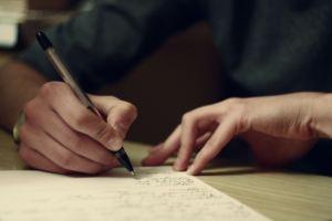 Подача заявления на получения Свидетельства о наследственном праве