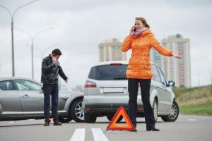 Консультация юриста: действия водителя после ДТП