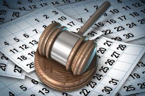 Пропуск сроков, предусмотренных для проведения процедуры обжалования