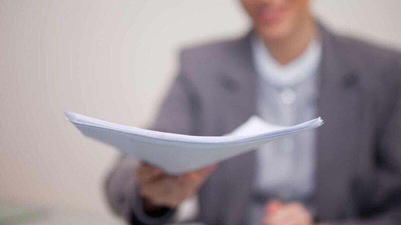 Образец и форма расписки о получении денег