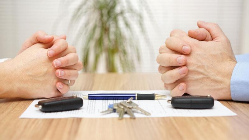 Как в сжатые сроки выполнить раздел дорогостоящего имущества при разводе