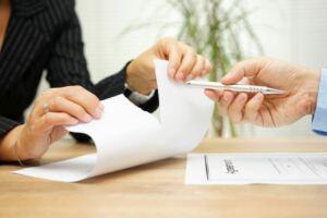 Отказ кредитора в расторжении страхового договора