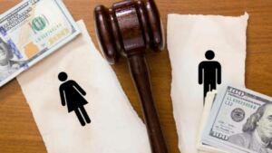 Раздел кредита между бывшими супругами